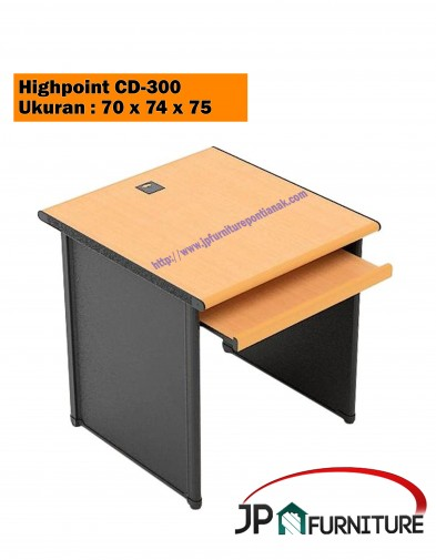 High Point Meja Ketik CD 300