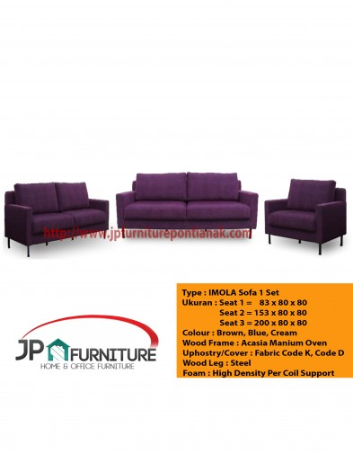 Imola Sofa 1 Set