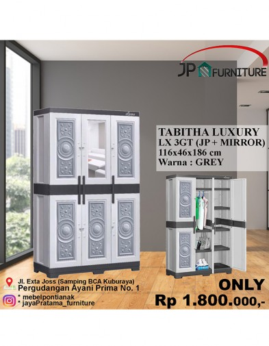 TABITHA LUXURY LX 3GT