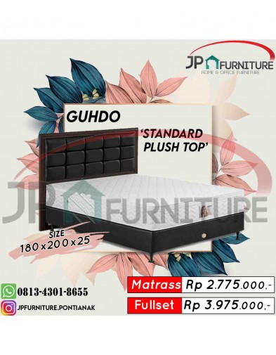 Spring Bed Guhdo STANDARD PLUSH TOP