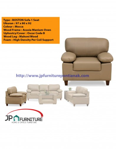 Boston Sofa 1 Seat