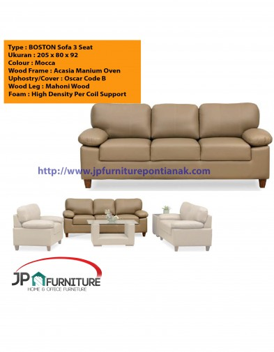 Boston Sofa 3 Seat