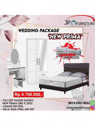 Wedding Package NEW PRIA
